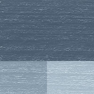 Bergblå linoljefärg