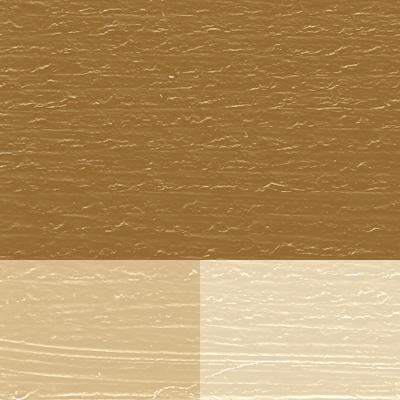 Guldockra linoljefärg