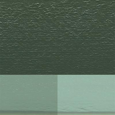 Ljus köpenhamnsgrön linoljefärg