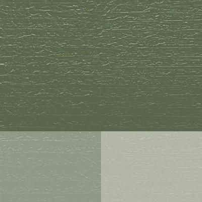 Övedsgrön linoljefärg