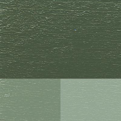 Skruttgrön linoljefärg