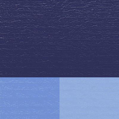 Ultramarinblå linoljefärg