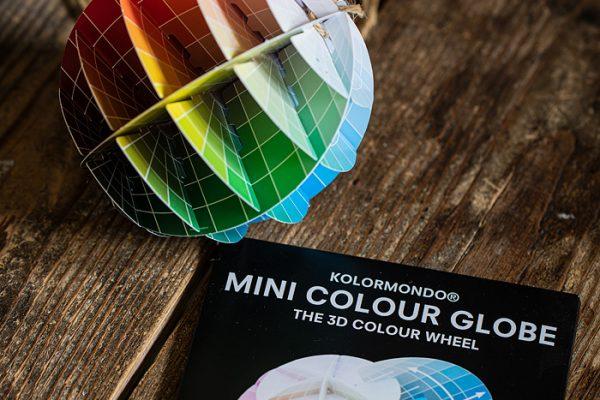 Färgglob Kolormondo