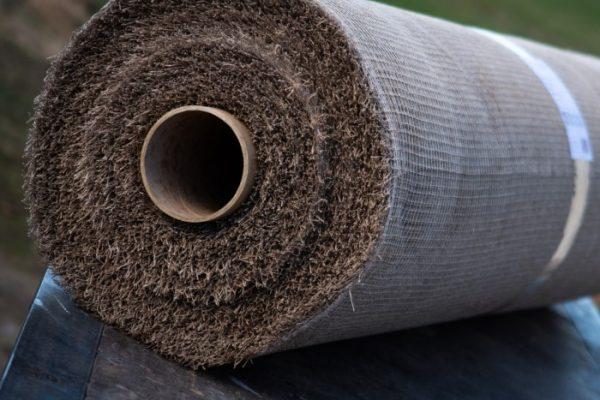 Linarmeringsnät för lerskivor