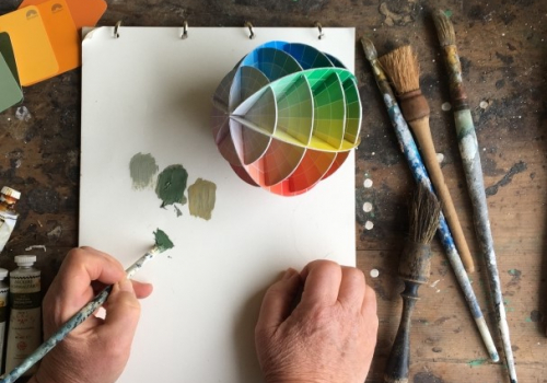 Färgglob Kolormondo 12 cm